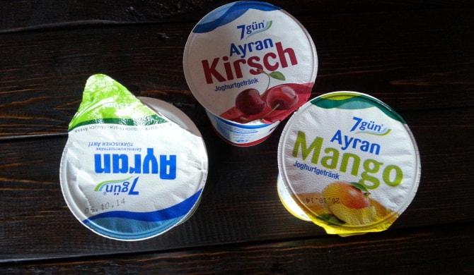 Lecker Joghurt