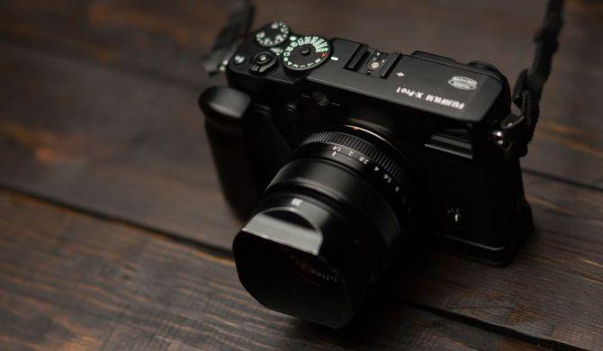Fujifilm X-Pro 1 Test